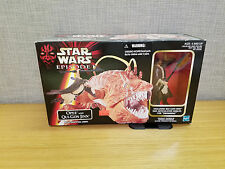 Hasbro Star Wars Episode I Opee and Qui-Gon Jinn figure set, New!