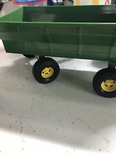 "ERTL John Deere Licensed Product 8"" Grain Trailer Wheeled Wagon Hauler"