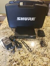 ***Shure ULXS4-M1 Wireless Mic Receiver with Box and hands free microphone *****