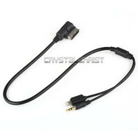 IBP AUX media Interface Cable for Mercedes Benz with Charging for iPhone 5 5C 5S