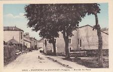 FONTENOY-LE-CHATEAU entrée du pays