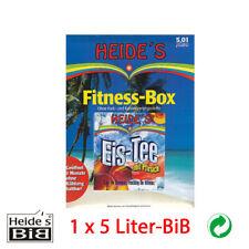 Eistee Pfirsich, 5 Liter-BiB - 1er-Pack
