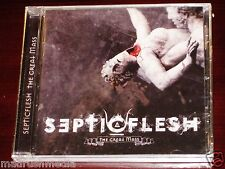 Septicflesh: The Great Mass CD 2011 Septic Flesh Season Of Mist USA SOM 229 NEW