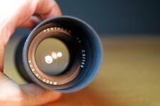 Bokeh wie Trioplan, Pentacon AV f2.8 100mm, Nikon F adapted
