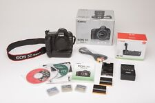 New ListingCanon Eos 5D Mark Ii 21.1 Mp Digital Slr Camera (Black) with Bg-E6 battery grip