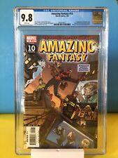 Amazing Fantasy #15 v2 1st Amadeus Cho CGC 9.8 Rare Marvel 2006
