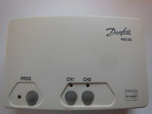 DANFOSS rxz-2c double canal sans fil récepteur