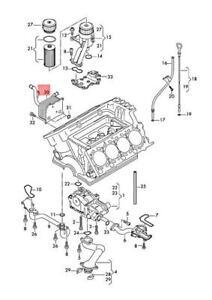 Oil cooler AUDI Audi A8 S8 quattro 4E2 4E8 079117015B