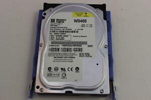 IBM 19K1568 33P3354 40GB 3.5 IDE HARD DRIVE WESTERN DIGITAL WD400BB W/WARRANTY