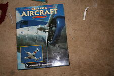 CLASSIC AIRCRAFT BOOK BY BRIAN JOHNSON DC3 LANCASTER SPITFIRE HURRICANE ETC