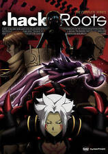 .Hack//Roots: The Complete Series (DVD, 2015, 4-Disc Set)