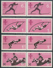 Poland stamps MNH (Mi. 2612-15) Olympic comitee (2h)