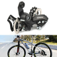 Shimano Tourney RD-TX35 7s 8s Speed MTB Bicycle Black Rear Derailleur Bike Part