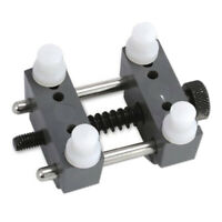 Grey Adjustable Repair Vise Tool For Watch Back Case Cover Opener Remover H I4S6