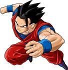 Ultimate Gohan Decal Removable Wall Sticker Home Decor Dragon Ball Z Son Goku
