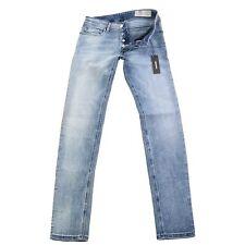 DIESEL Herren Denim Jeans Hose SLEENKER 084QL Blue 2. Wahl Größe 29/30