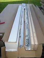 Herholz Doppel Schiebetürzarge Schiebetür Zarge Mit Laufschienen 171,5 Cm L  Weiß