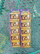 35mm film 10 rolls