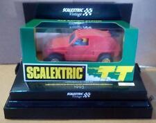 Mitsubishi Pajero TT Vintage rojo 6346 + regalo Exin Scalextric SCX GOM MSC OSC