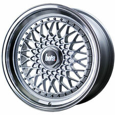 Bola Polished Rims with 4 Studs