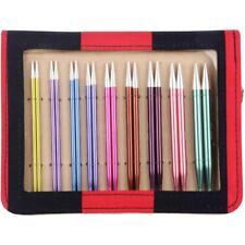 Knitting Needle Set ZING Interchangeable Knitters Pride Deluxe Set