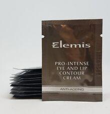 Elemis  Pro-Intense Eye and Lip Contour Cream - 5x 1ml Total 5ml Quick Dispatch