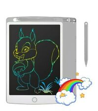 LCD Writing Tablet Colorful Screen, Erasable Electronic Digital Drawing Pad...