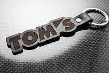 Toyota TOMS Leather Keyring Keychain Schlüsselring Porte-clés Celica Corolla MR2