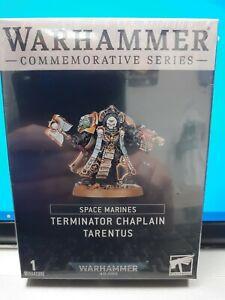 Warhammer 40k Space Marine Terminator Chaplain Tarentus New Sealed Ltd edition