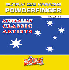 POWDERFINGER HITS AUSSIE SUNFLY KARAOKE CD+G