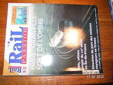 * Rail Passion n°31 Paris Granville Special Marklin 60 ans de Banlieu CHINE Eole