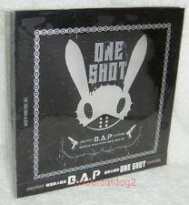 """B.A.P Mini Album Vol. 2 One Shot Taiwan CD+""""4-trk"""" DVD+52P+""""one card"""" (BAP)"""