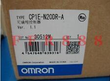 New OMRON PLC CP1E-E20DR-A ( CP1EE20DRA )