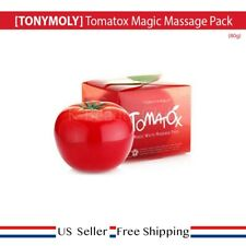 TONYMOLY Tomatox Magic Massage Pack 80g + FREE SAMPLE [US SELLER]