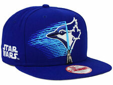 Toronto Blue Jays New Era MLB 9FIFTY Star Wars Logoswipe Snapback Hat Cap 950