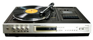 GRUNDIG  RPC 2500  Kompakt-Stereoanlage Hifi Musik Vintage 70/80er Jahre