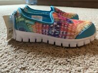 NEW Girls S SPORT ATHLETIC Sneakers Shoes Size 13-NWT