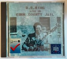 Cd B.B. KIng Live in cook County Jail Non Sigillato collez. pers.