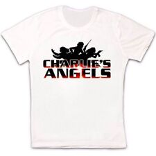Charlie's Angels 70s TV Show Series Retro Vintage Hipster Unisex T Shirt 1284