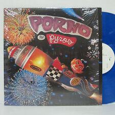 PORNO FOR PYROS - S/T LP 1993 US ORIG BLUE VINYL NOT RSD JANES ADDICTION NIRVANA