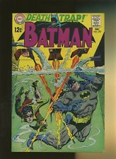 Batman 207 FN 5.5 * 1 Book * Robin! Doomsday Ball by Frank Robbins & Irv Novick!