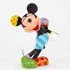 Mickey Maus freudig Von Romero Britto Disney