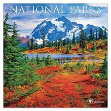 NATIONAL PARKS - 2019 MINI WALL CALENDAR 7x7 - 756323