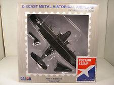 DARON WWII PBY-5 CATALINA SEA PLANE BLACK CAT 1:150 SCALE DIECAST DISPLAY MODEL