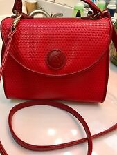 Liz Claiborne Handbag Cherry Shoulder Purse!