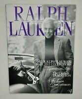 Ralph Lauren Magazine Issue III - 3 2012 Fall Collections - BRAND NEW