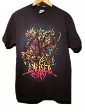 Chelsea Grin Metal Band T Shirt Medium Black