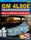 GM 4L80E Transmissions How to Rebuild & MODIFY book manual Chevrolet Jaguar