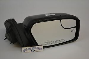 2011-2012 Lincoln MKZ Passenger Side Mirror w/ Puddle Lamp new OEM BH6Z-17682-BA