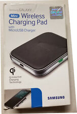 SAMSUNG EP-PG900IBUSTA MINI QI Wireless Charging Pad For Galaxy S6/S7, Note 5